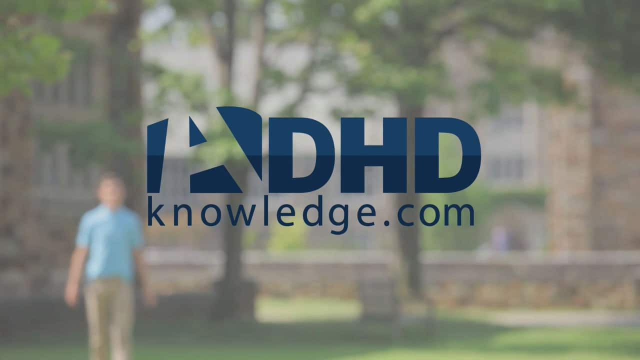 ADHDKnowledge.com – TV/Online PSA