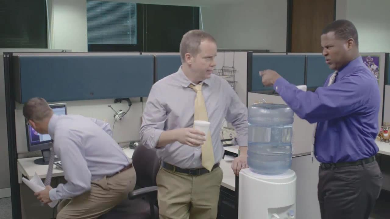 "University of Memphis Football – ""Water Cooler Guys"" TV Campaign"
