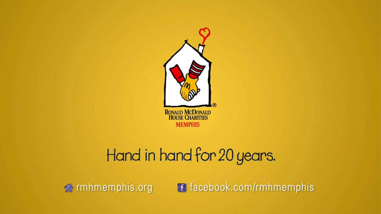 "Ronald McDonald House – ""Hand in Hand"" TV PSA"