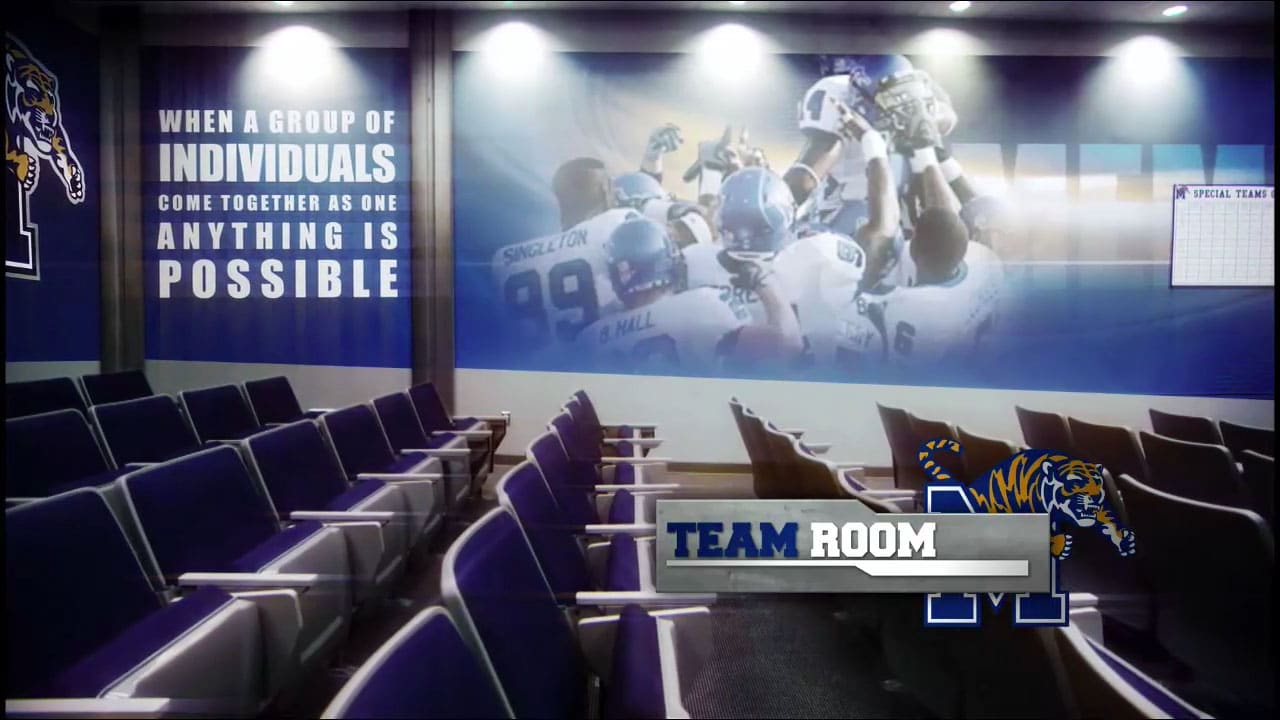 University of Memphis Athletics – Capital Campaign Video
