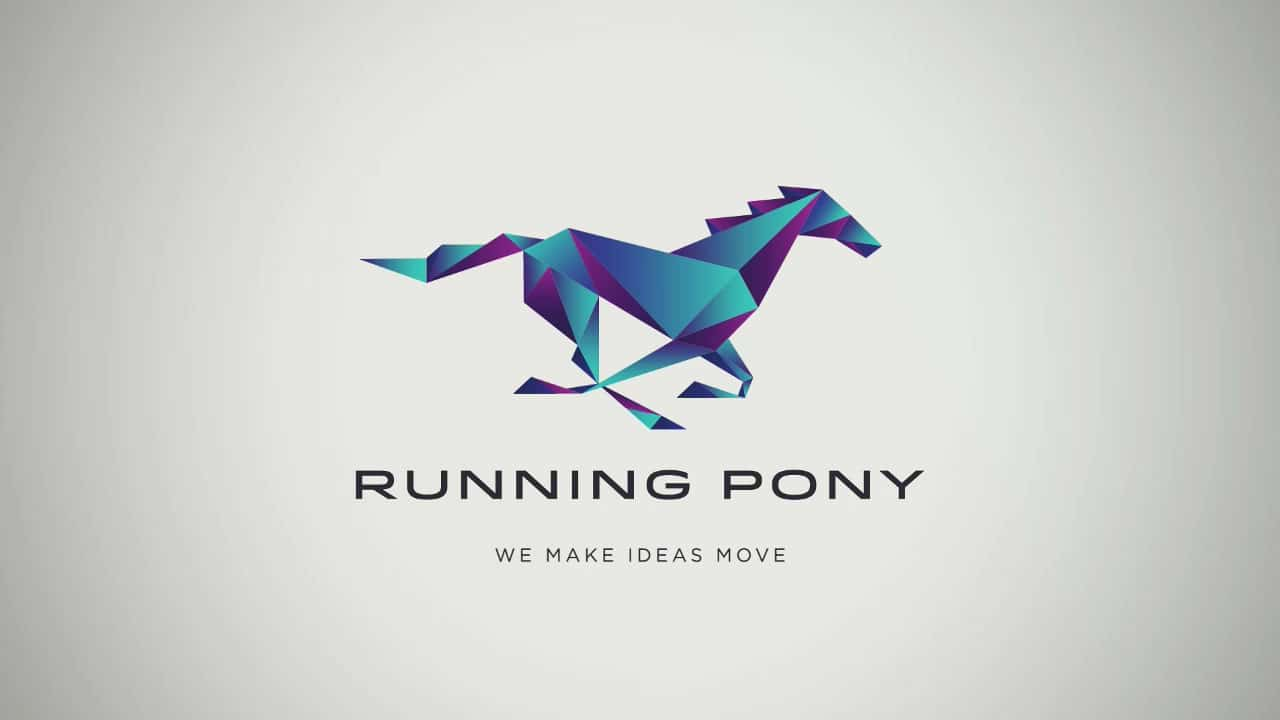 Running Pony – Brand Reveal Video